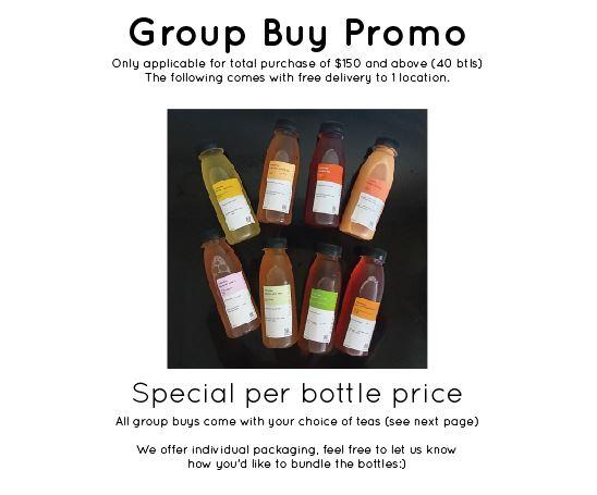 groupbuy package