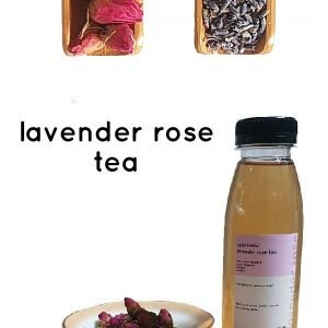 lavender rose tea