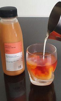 Rooibos-latte-tea